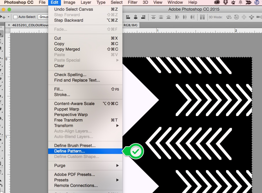 Checking for repeat flaws in designs – Spoonflower Help Center